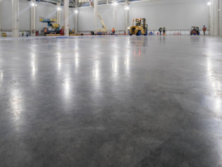 Commercial Epoxy Coating